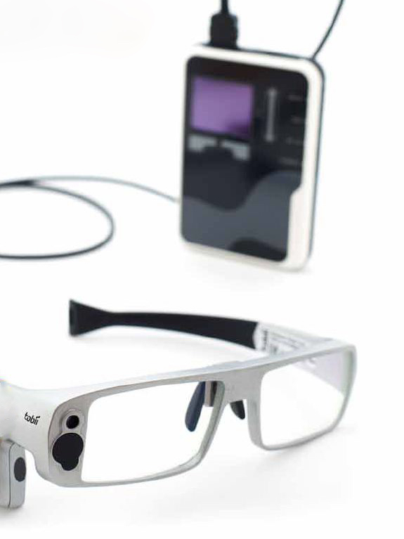 Tobii Eye Tracking Brille