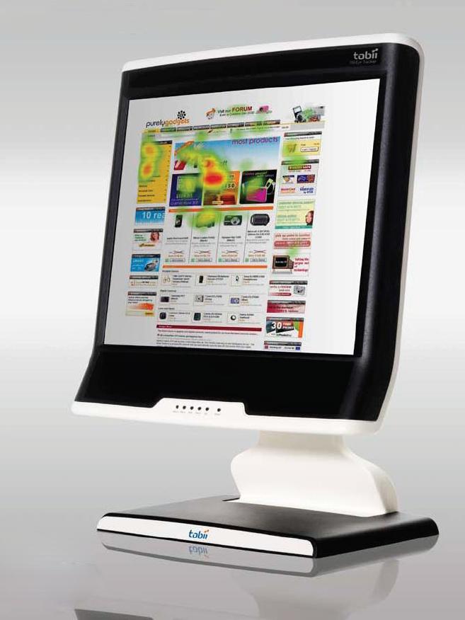Usability, UX und Eye Tracking Studien von Usability.ch