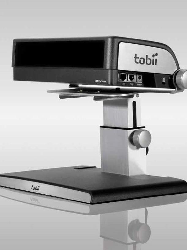 Tobii X60 und X120 Eye Tracker
