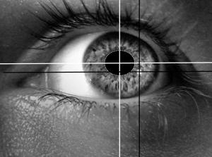 Eye Tracker Augenkamera Analyse bei einer Usability Test Studie