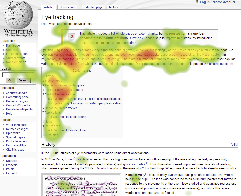 Eyetracking-Heatmap
