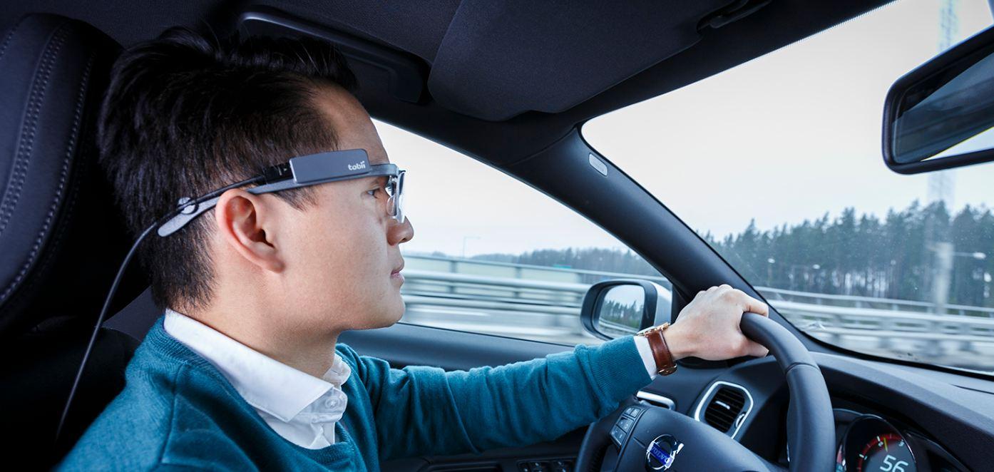 Eye Tracking Autofahren